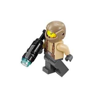 Lego 75131 Star Wars Resistance Trooper Battle Pack: Resistance Trooper with Cheek Lines Minifigure
