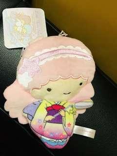 sanrio Little Twin Stars 銀包 有意pm