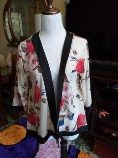 Floral.blazer
