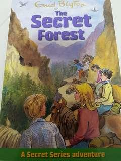Enid Blyton The Secret Forest