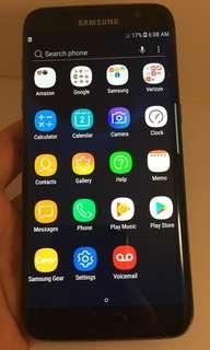 Samsung galaxy s7 Edge no 112 32gb openline 有中文繁體