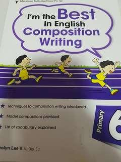 BN Best in English Composition Pri 6