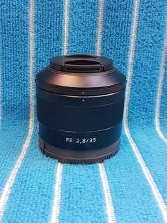 Sony FE 35/2.8 ZA