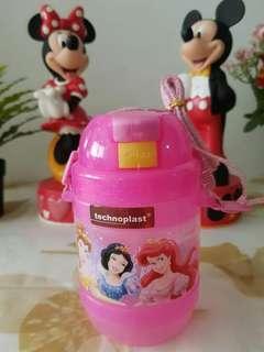 Disney Princess Pink water bottle