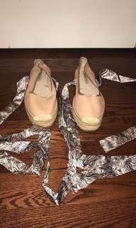 Zara Ballerina Shoe