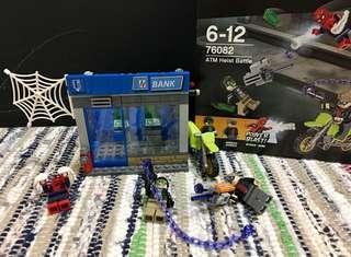 Lego Spider Man Set