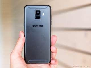 Kredit Samsung Galaxy A6 2018