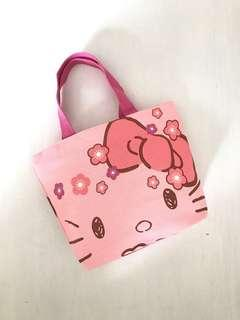 K38 - Hello Kitty Lunch Tote Bag #single11