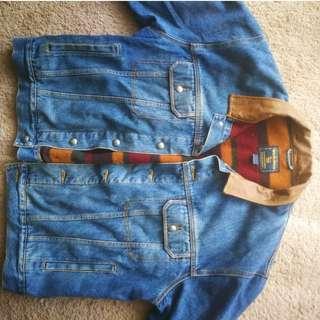 Vintage Woolrich Denim Jacket