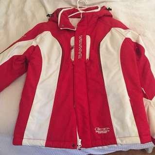 Team Canada limited edition Ski coat SIZE SMALL