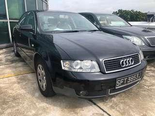 AUDI A4 B7 2.0A  AUTO TRANSMISSION YEAR 2006/2008 SUPERB CONDITION WELL MAINTAINED NICE & CLEAN INTERIOR  STATUS 🇸🇬 SELF COLLECT JB RM 6K ONLY
