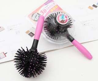 3D Bomb Curler Styling Comb