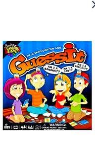 FUNVILLE Guess It The Ultimate Question Game