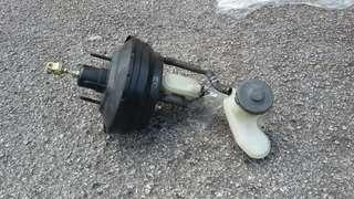 honda stream brake servo