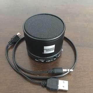 American Express Bluetooth speaker