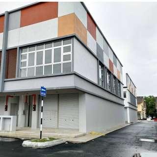 Jalan Bunga Raya 1 and 2nd floor End Lot Shop Bukit Sentosa Bukit Beruntung