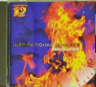 arthcd VARIOUS Inspirational Moments CD