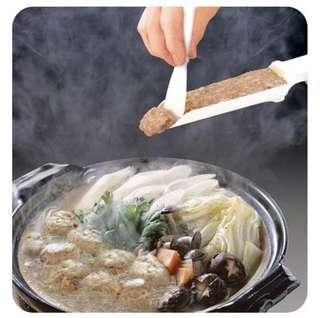 Steamboat Hotpot DIY Prawn Paste Scoop Set