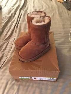 Classic Ugg Boots - Toddler Size 7