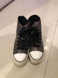 Hologram Shoes