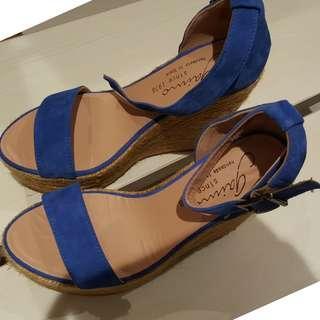New - Gaimo Wedges blue