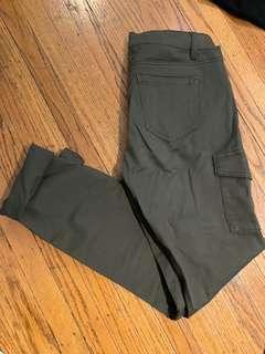 WAX jeans army cargo