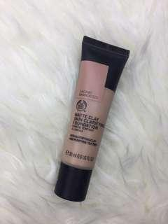 Matte Clay Foundation by TBS