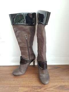 Nine west boots size 5.5