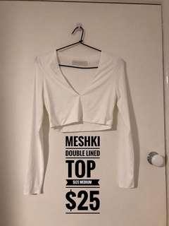 Meshki Top