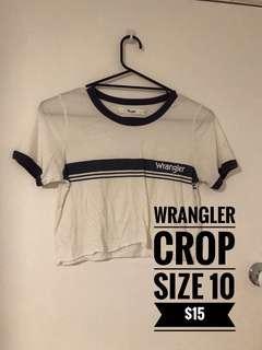 Wrangler crop