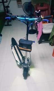 Escooter Futecher (aka speedway4)