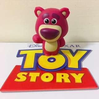 🚚 玩具總動員 熊抱哥 公仔