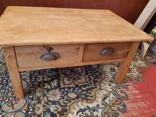 🚚 和室小檜木桌