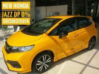 New HONDA NEW JAZZ DP 0% S CVT