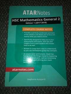 HSC General Math