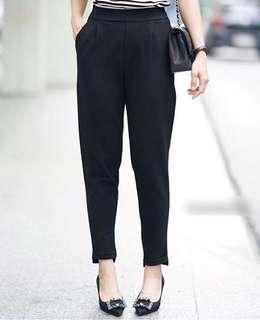Black Pants by Macadamia House