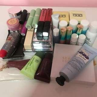 MAKEUP/SKINCARE CLEARANCE! Authentic brands!