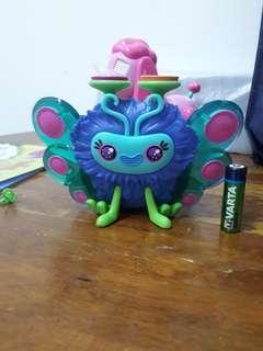 Trolls poppy's wooferbug beats dj