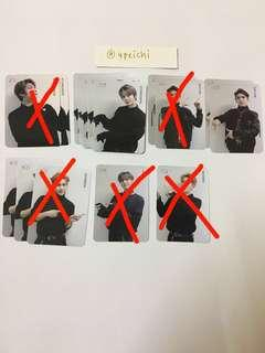 [WTS] Monsta X Are You There Pre Order Benefit Member pc