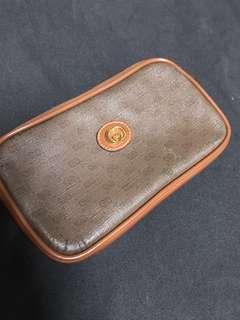 🚚 福利價gucci vintage 古董包 拉鍊包 手拿包 鑰匙包
