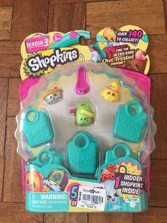 Shopkins Season 3 (5-pack)
