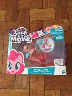 Pinkie Pie from My Little Piny the Movie