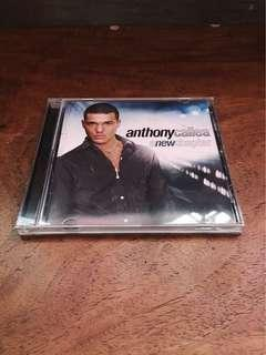 Anthony Callea- New Chapter