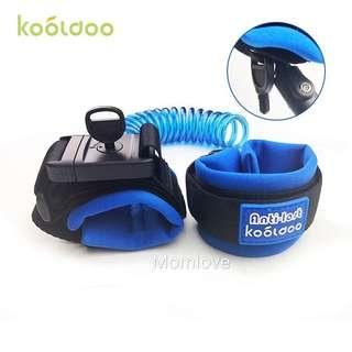 Ready Stock ! *Safety First* Brand New Children Anti Lost Velcro Leash Harness 1.5 meter