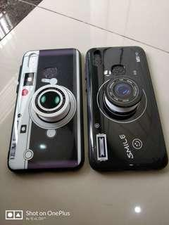 Case Vivo V11 kamera type