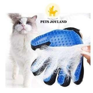 Gloves for Grooming suitable for Dogs/Cats/Rabbits