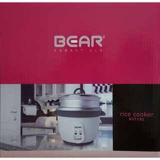 Brand New Bear Rice Cooker 1.8L RCT181