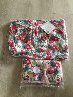 Jujube BNIP Forget Me Not Superbe and Changing Pad
