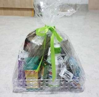 ♥️ Fitness protein hamper suitable as birthday / Christmas gift for man / father / boy friend !