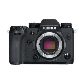 (11.11 SALE) New Fujifilm X-H1 Body + 32GB UHS-II 300MB/S SD Card